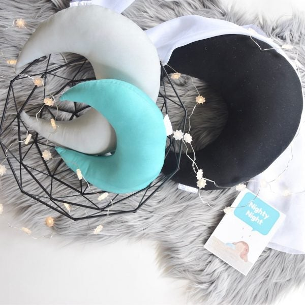 Kids Moon Cushions Combo Pack - Petit Luxe Bebe