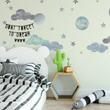 Interstellar Wall Decal