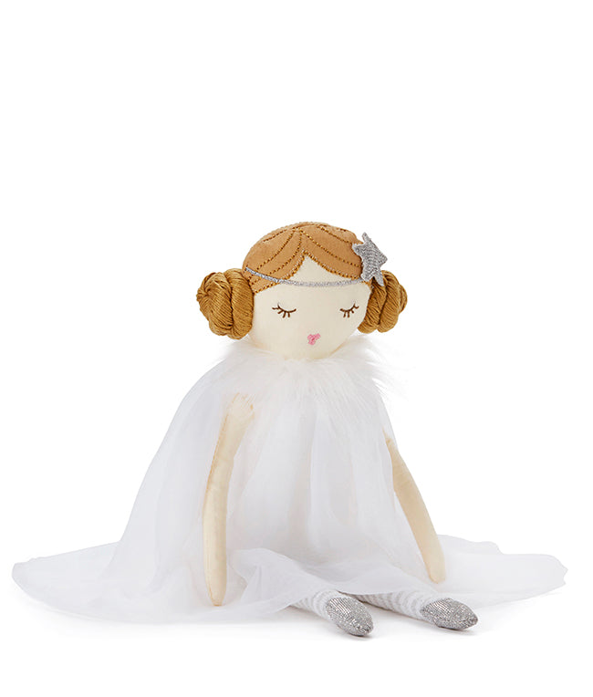 Nana Huchy Miss Olive Doll (white) - Petit Luxe Bebe