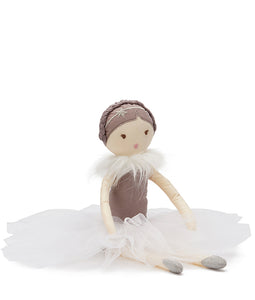 Nana Huchy Miss Posey Doll (white)