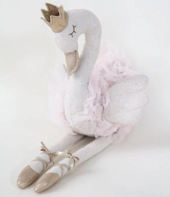 Princess Ophelia The Swan Doll - Petit Luxe Bebe