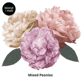 Peonie Mini Wall Decals