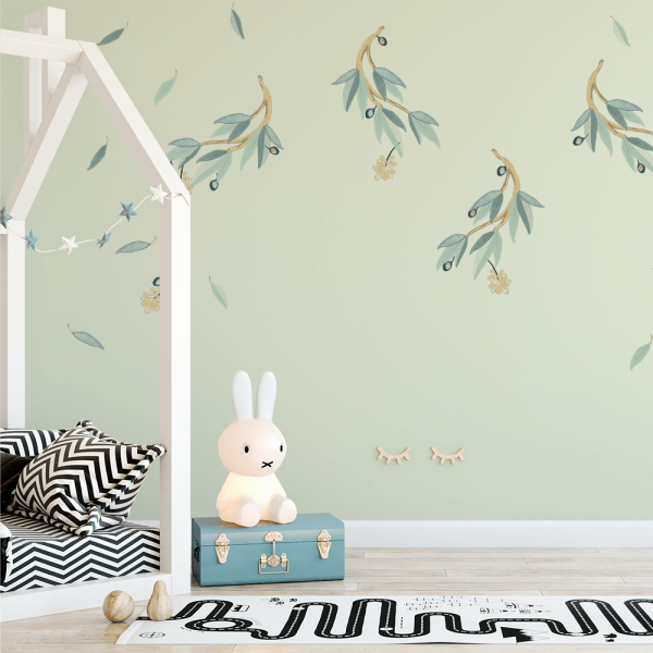 Snowy River Wall Decal - Petit Luxe Bebe