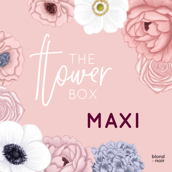 The Flower Box - MAXI -  Create Your Own Custom Floral Wall Decals! - Petit Luxe Bebe