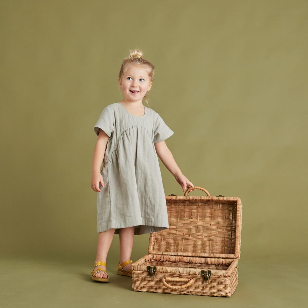OLLI ELLA Toaty Trunk - Natural - Petit Luxe Bebe