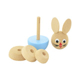 Bobby - Wooden Stacking Bunny Puzzle