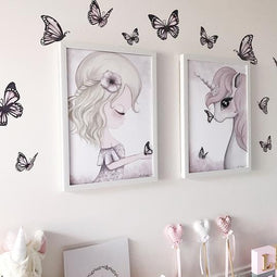 Butterflies Wall Decals -The Originals