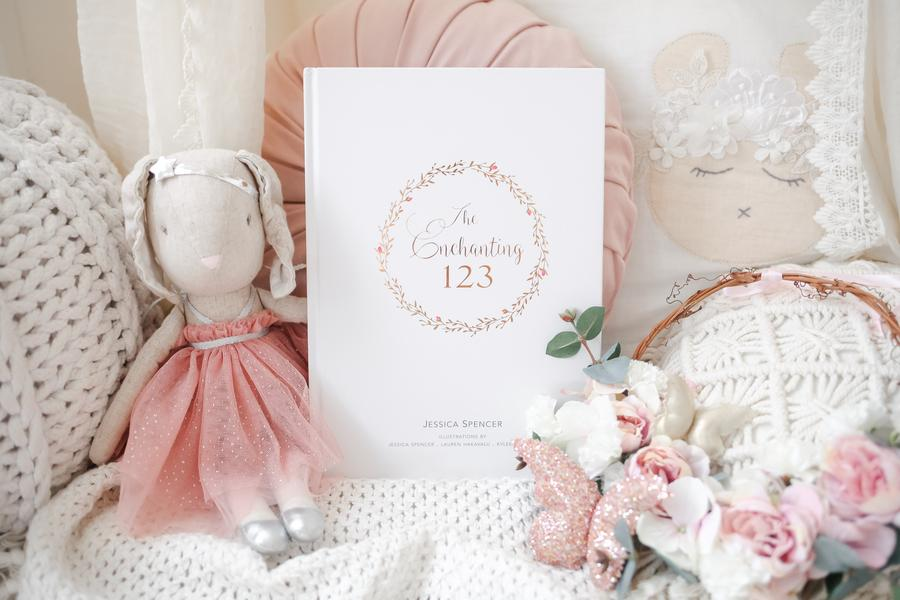 The Enchanting 123 Book - Petit Luxe Bebe