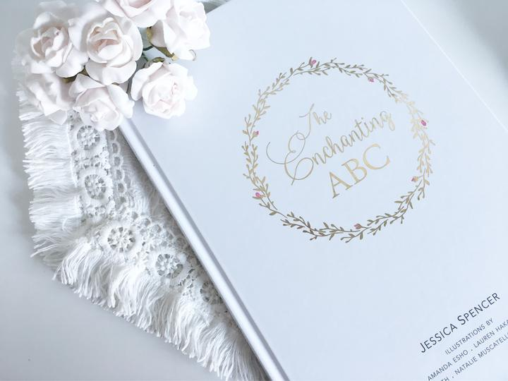 The Enchanting ABC Book - Petit Luxe Bebe