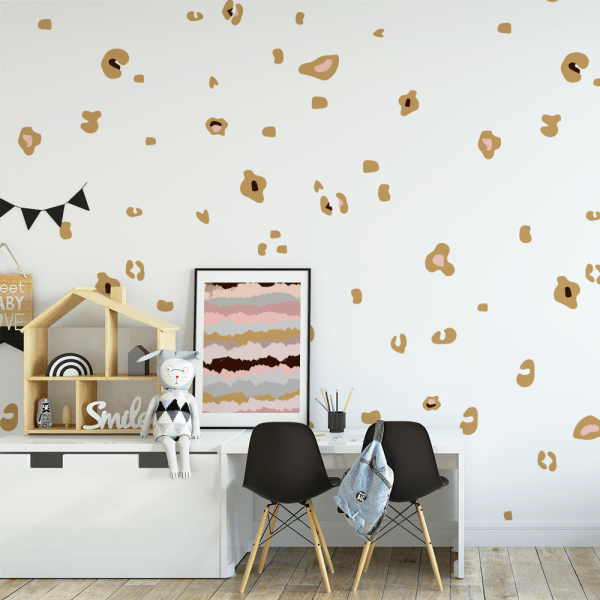 Leopard Spots Wall Decals