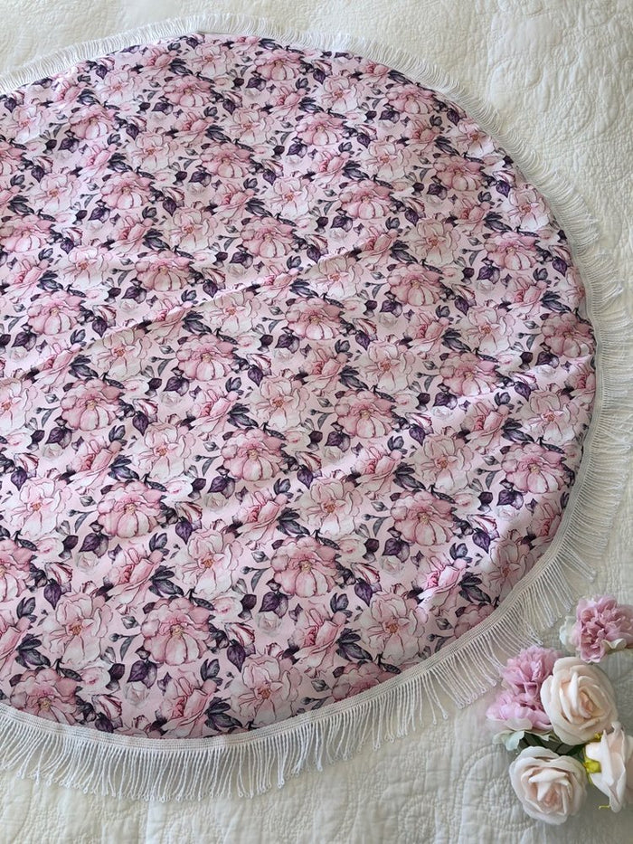 Luxe Ivy Baby Playmat