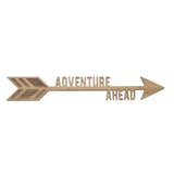 Adventure Ahead Nursery Wall Art | Flatlay Accessory