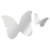 Butterfly Mirror Wall Art Set