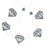 Diamond Garland Bedroom Accessory
