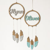 Custom Personalised Dream Catcher Mobile