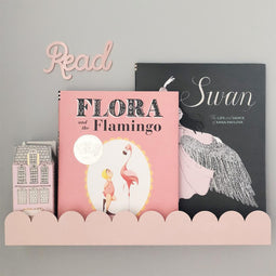 Personalised Name Plaque | Coloured Acrylic
