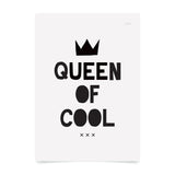 King Of Cool Kids Art Print