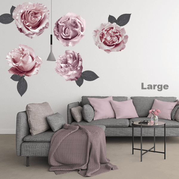 Sofia Wall Decals - Petit Luxe Bebe