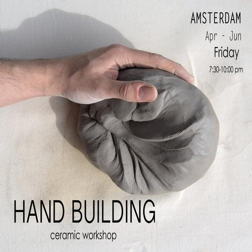 Handbulding Workshop