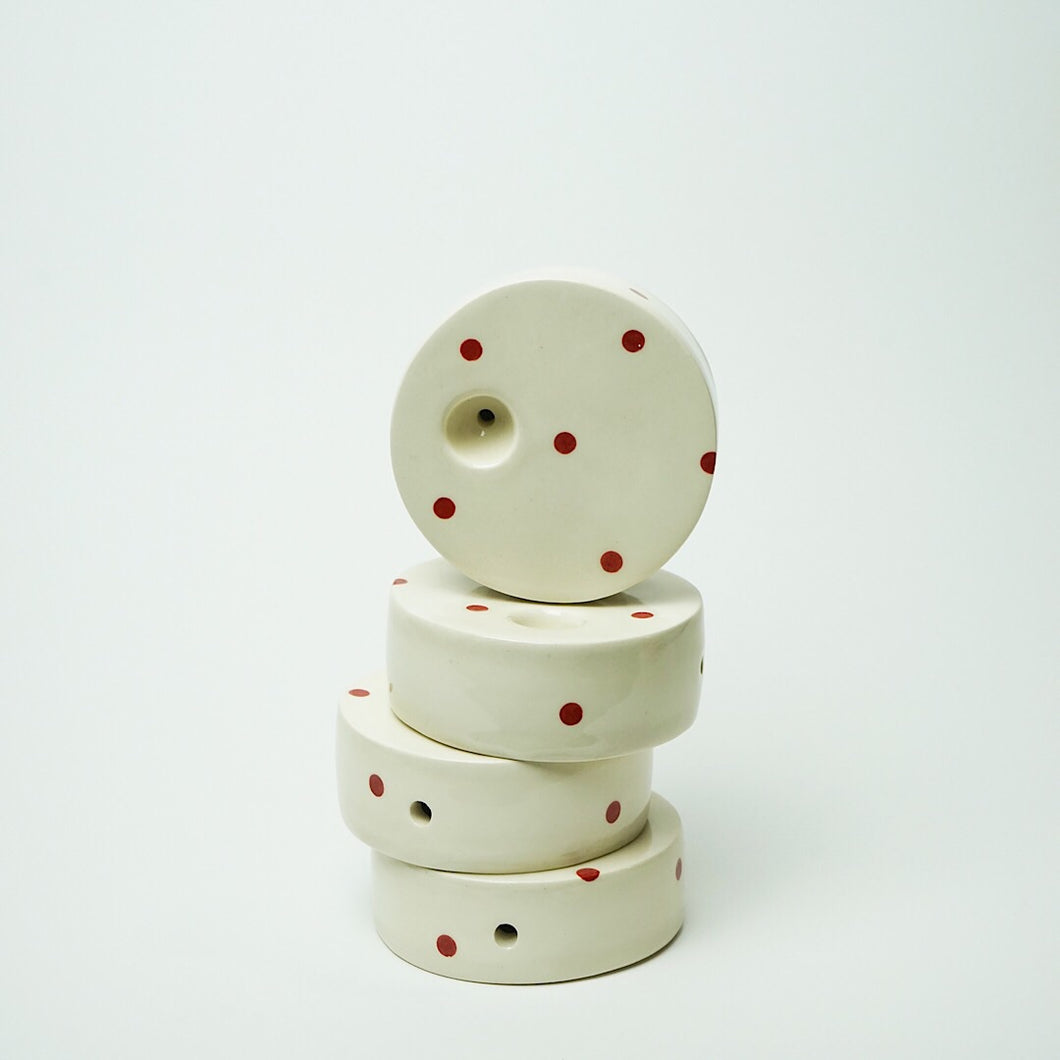 Circle Polka dot pipe