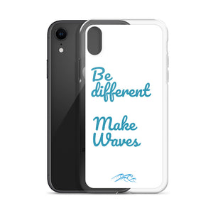 MakeWaves iPhone Case