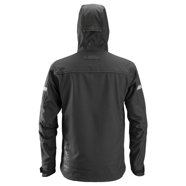 Snickers AllroundWork Softshell Jacket with Hood 1229