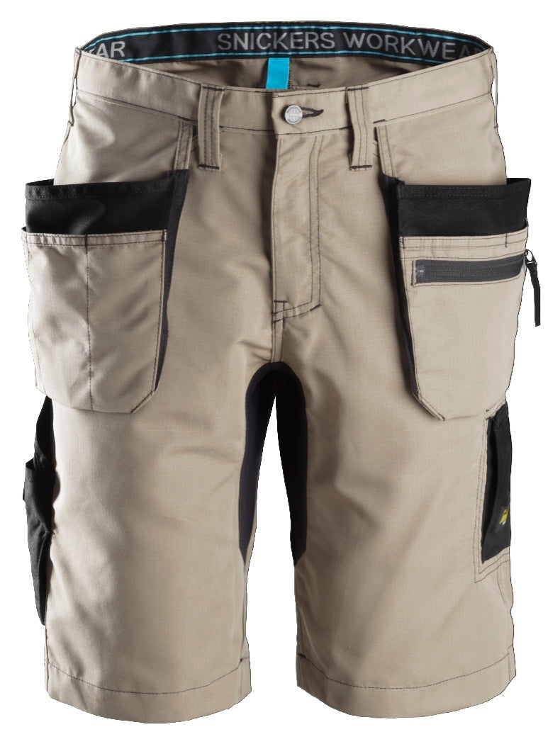Snickers LiteWork Shorts with Holster Pockets 6101