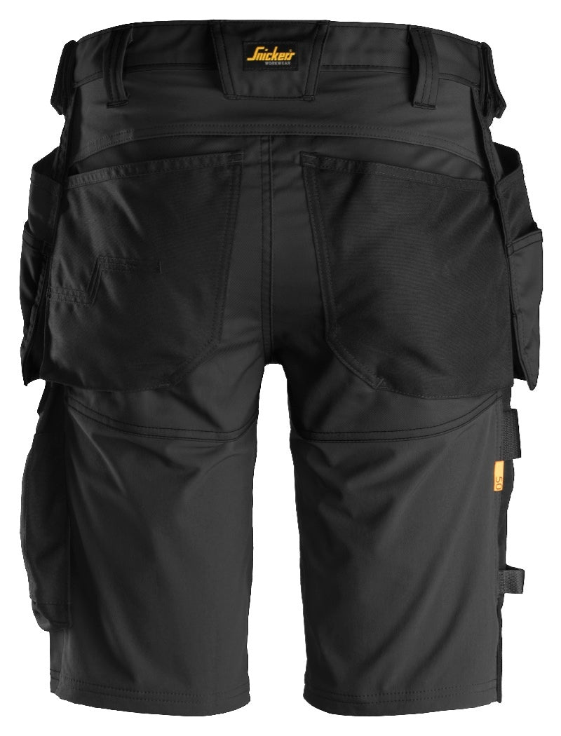 Snickers AllroundWork Stretch Shorts with Holster Pockets 6141