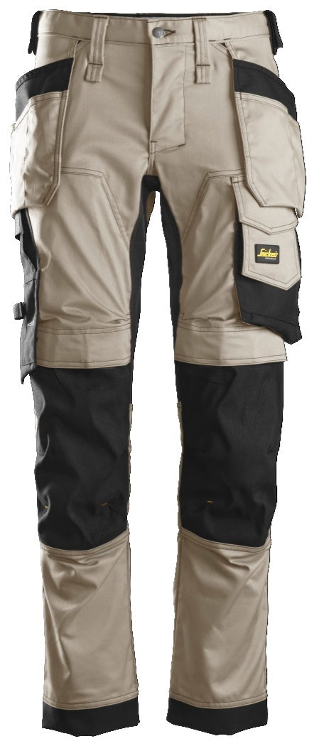 Snickers AllroundWork Stretch Pants with Holster Pockets 6241
