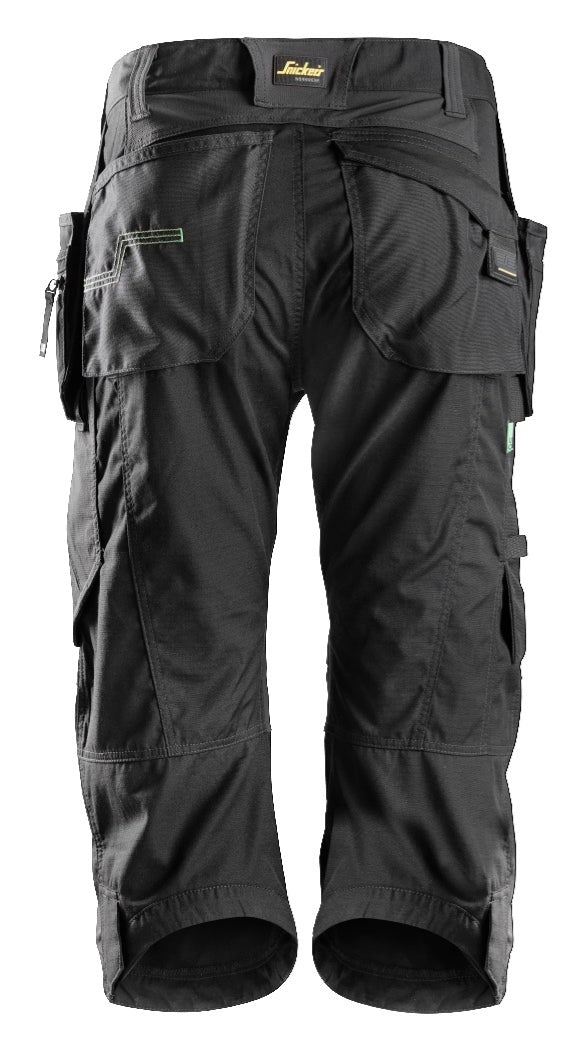 Snickers FlexiWork Pirate Pants with Holster Pockets 6905