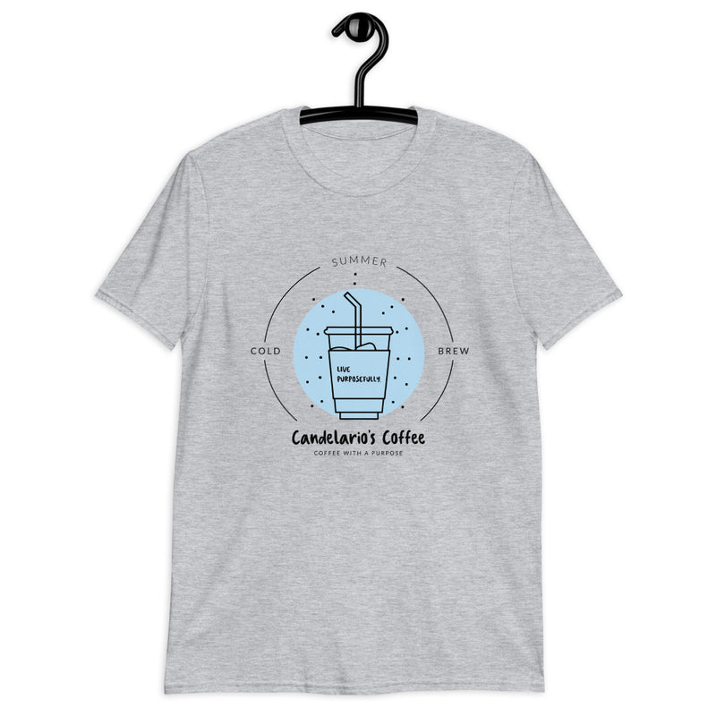 Summer Cold Brew T-Shirt
