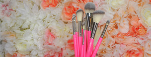 makeup brush set, makeup brushes, makeup sale, brush sale