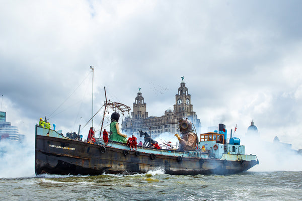 Giant Departure, Liverpool (2012)