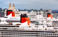 Three Queens and The Liver Birds