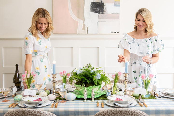 Carte Blanche with Clary Bosbyshell: A Charming Easter Sunday Scene For A Special At-Home Celebration