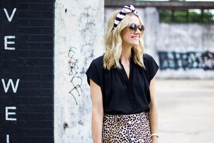 The Little Black Top Your Wardrobe Needs As We Near Fall