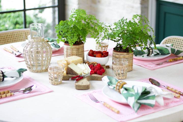 Three Valentine's Settings to Show Your Table Some Love