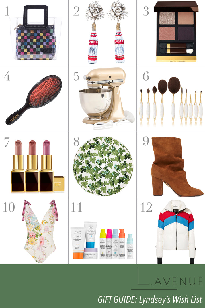 Gift Guide :: Lyndsey's Wish List