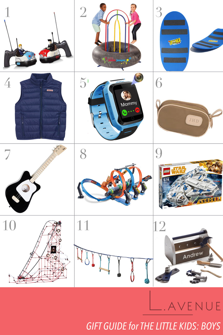 Gift Guide :: For the Little Kids - Boys & Girls