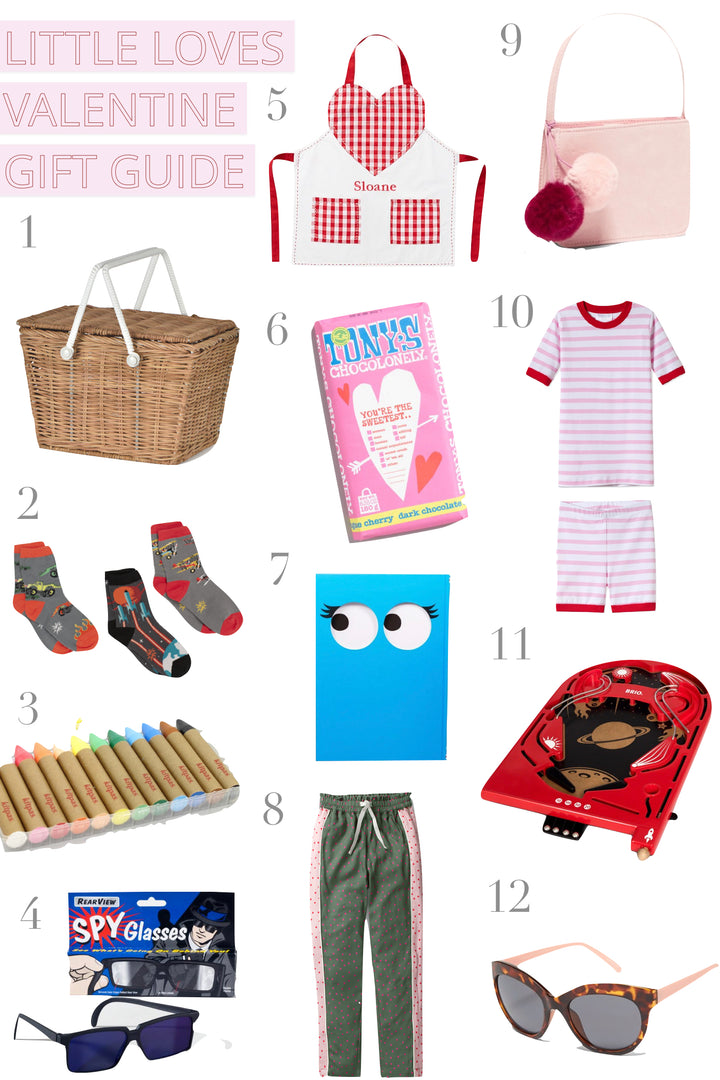 A Love Day Gift Guide for your Little Ones