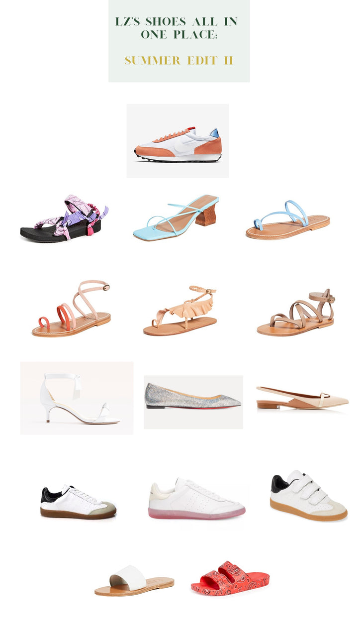 Shop LZ's Shoe Styles :: Daily Sneakers, Summer Sandals, Favorite Comfortable Heels & More