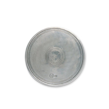 Pewter Round Bottle Coaster