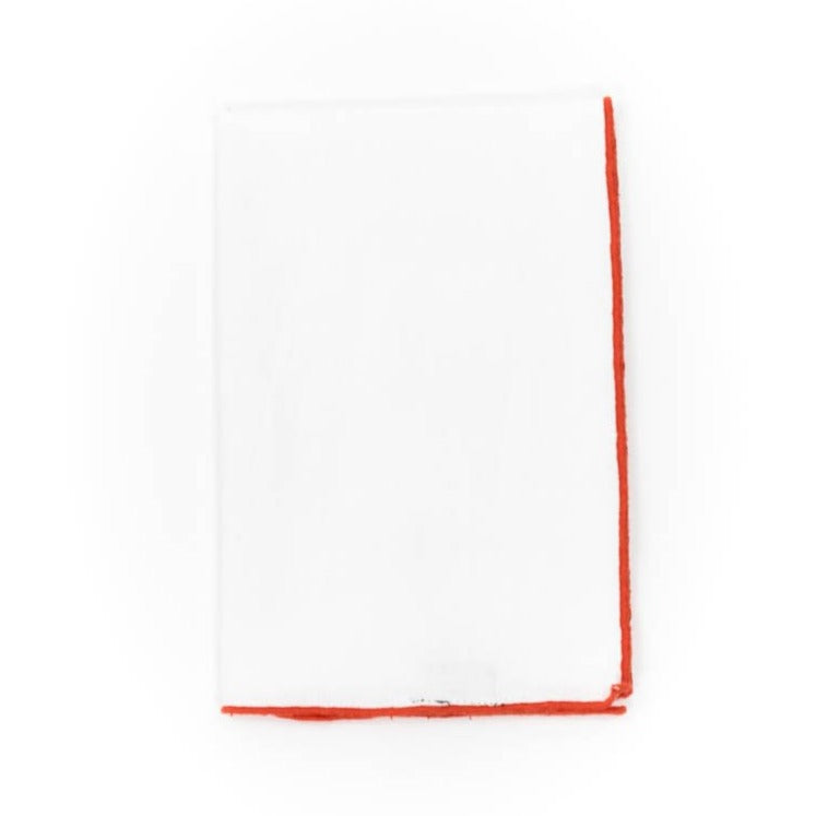 Canvas Mimi Napkin, Red