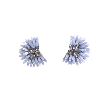 Ellie Earring, Light Blue