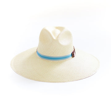 Dandy Natural Straw Hat