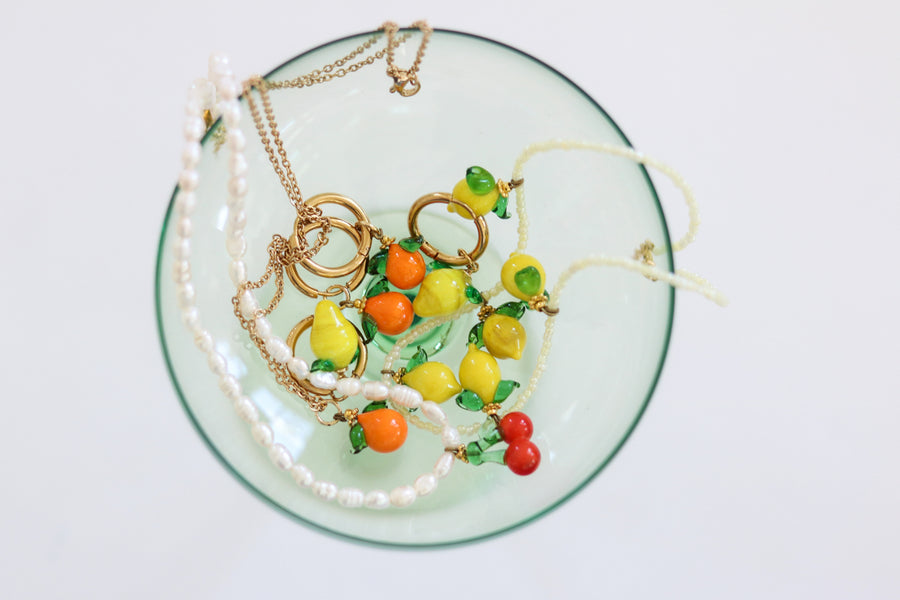 Baby Cherry Necklace