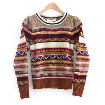 Pagode Sweater, Multicolor