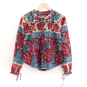 Hope Floral Blouse