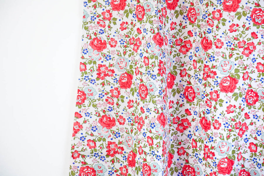 Kids Nightgown, Felicity Red