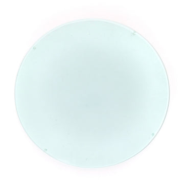 Round Acrylic Placemat, Mint Frost
